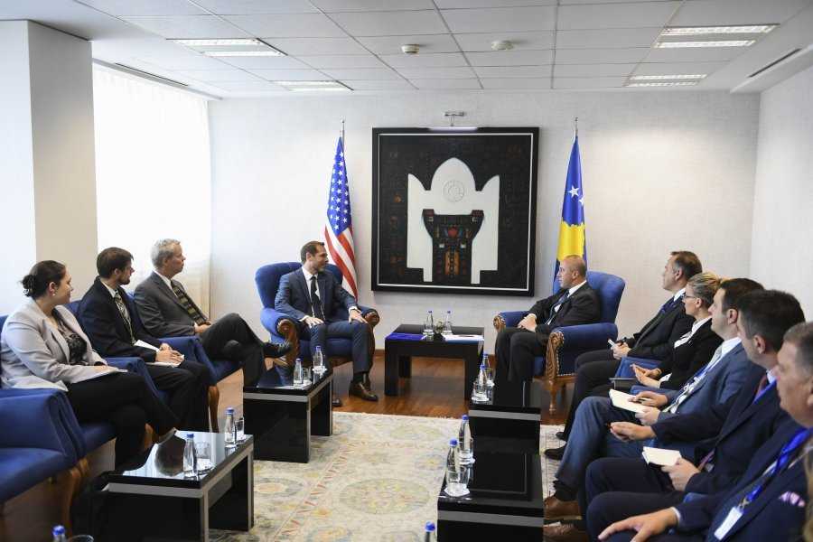 The US praises Kosovo's efforts against terrorism