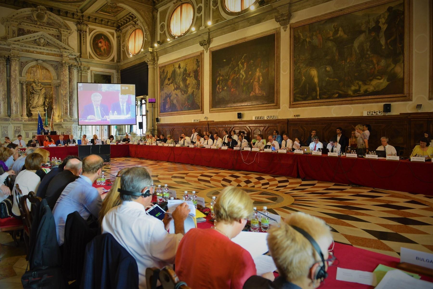 Venice Commission's preliminary opinion amended Justice legislation in Romania