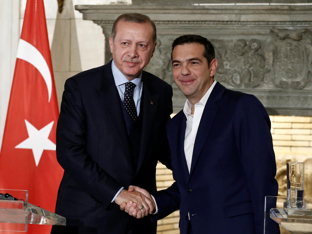 Erdogan speaks of the meeting with Alexis Tsipras