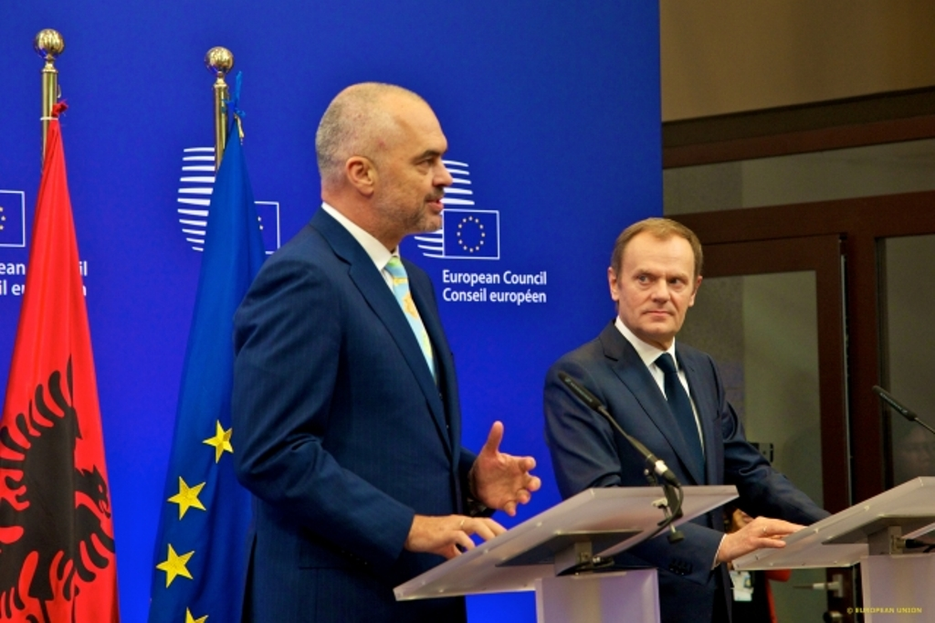 Tusk: Albania has made progress with the reforms