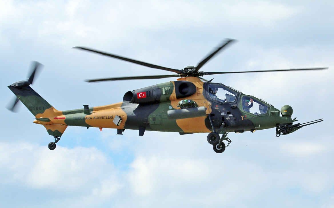 Turkey clinches deal with Pakistan for 30 attack helicopters