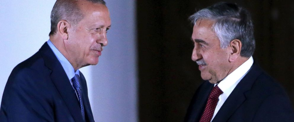 Erdogan: 'Turkey will not allow Turkish Cypriots become the minority of the Greek Cypriot state'