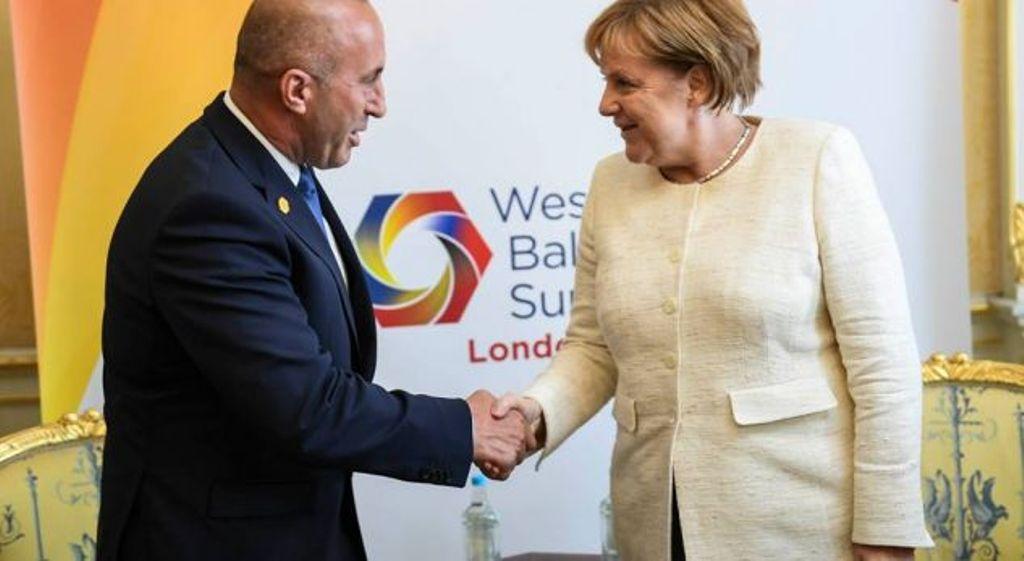 Merkel is not very optimistic about Kosovo's visa liberalization