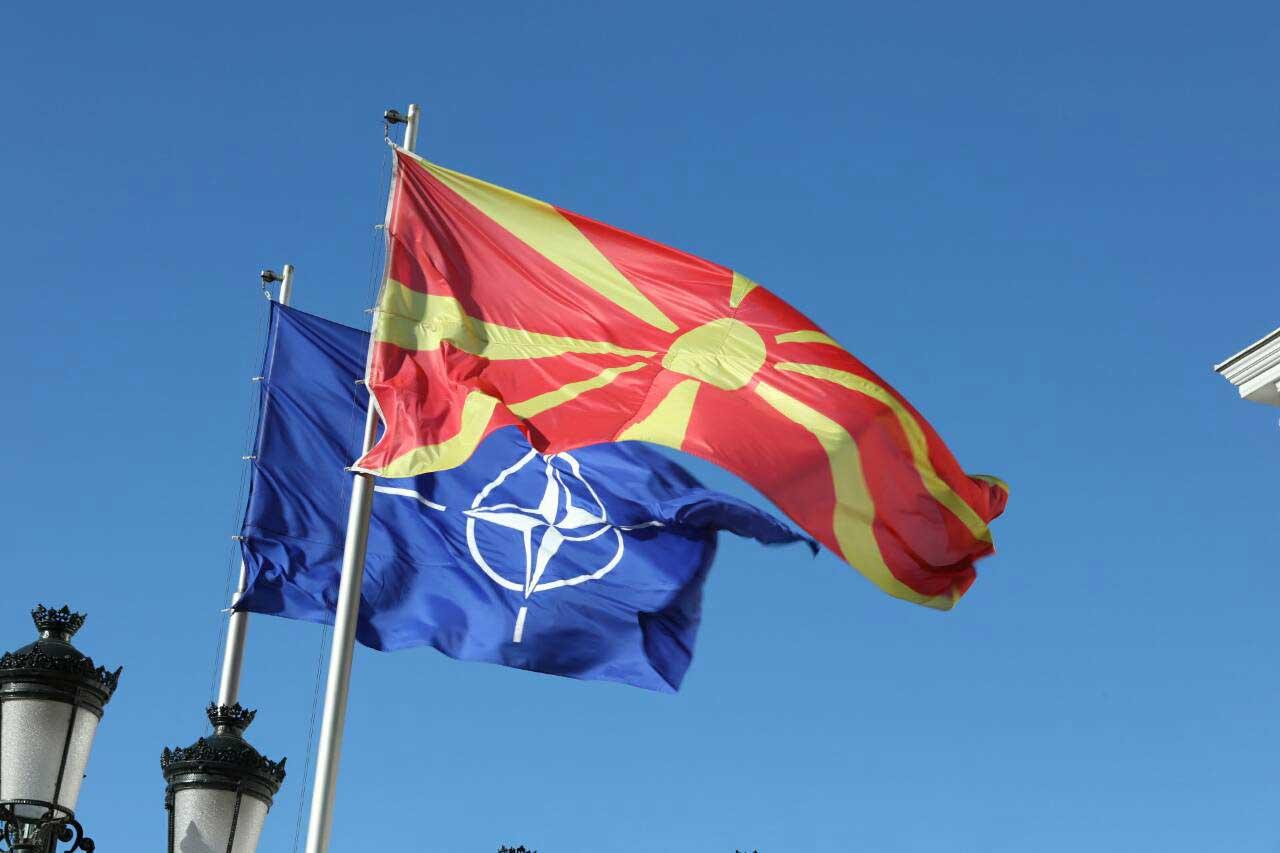 Positive and negative reactions in Skopje following NATO's invitation