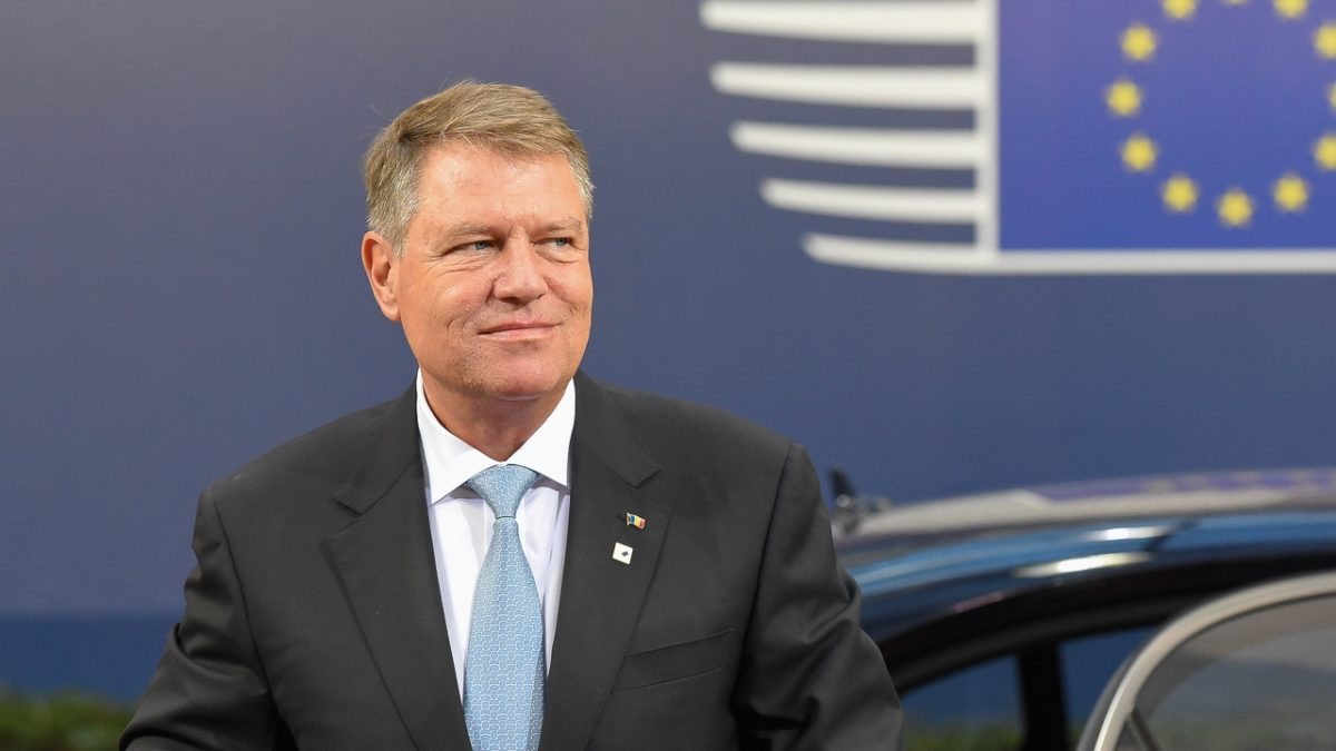 Romanian president's first comments about the DNA Chief's sacking