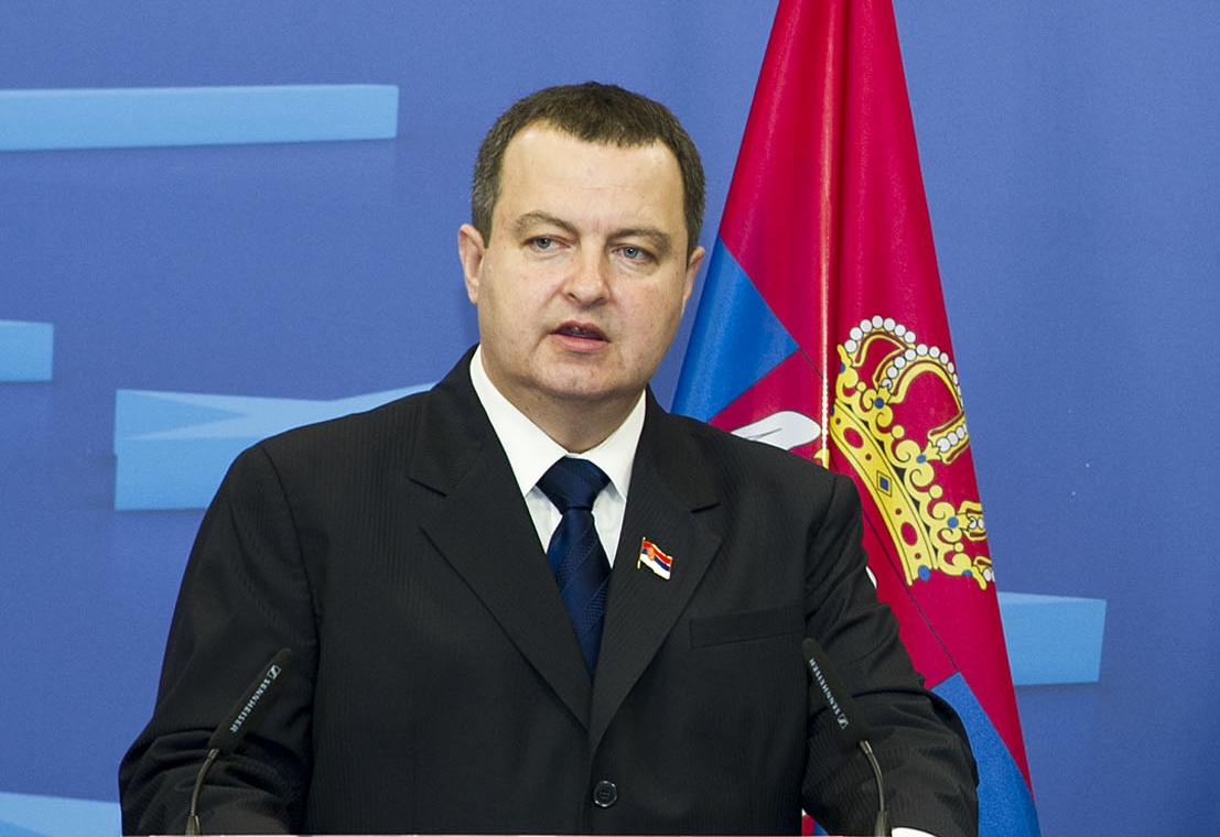 "Donald Trump a ""chance"" for Serbia, Dacic reiterates"