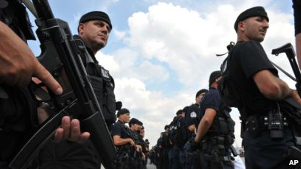 Five Serbs arrested for threatening law and order in Kosovo