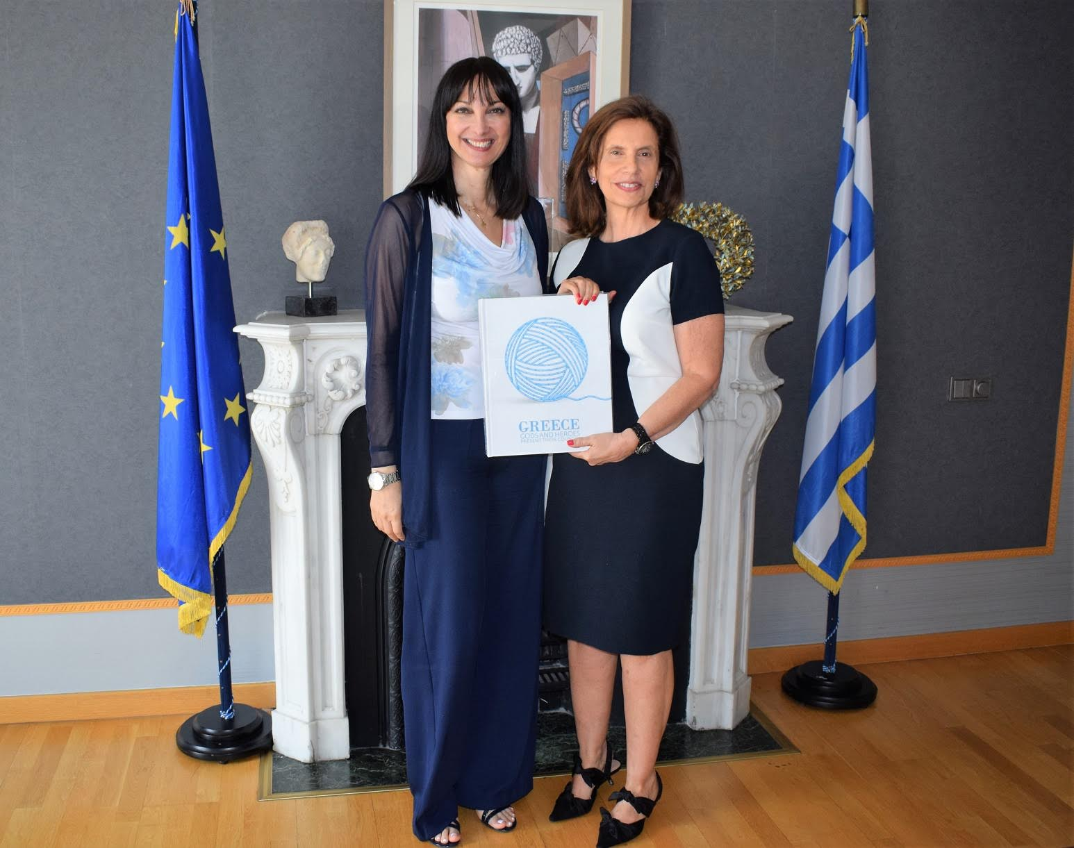 Greece, Lebanon look forward to strengthening bilateral tourism co-operation