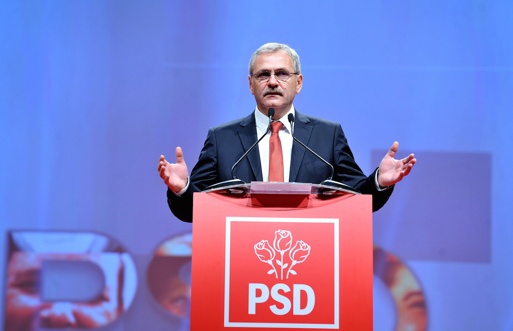 Romania's PSD head insists on suspension of the country's president