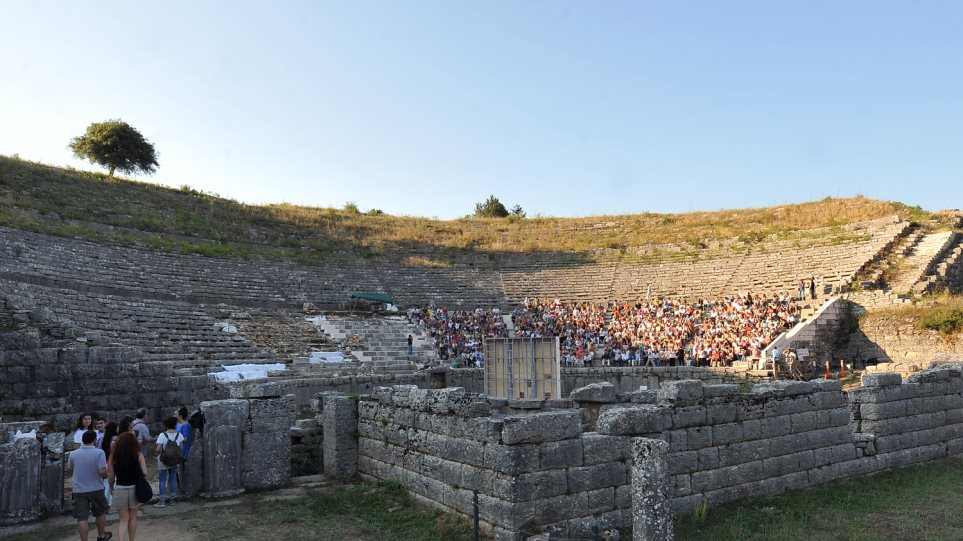 Greece: 2nd festival of Dodoni opens doors on July 7