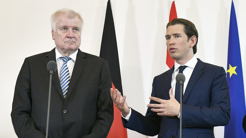 Austrian, German agreement means rejected asylum seekers will be returned Greece, Italy, Spain