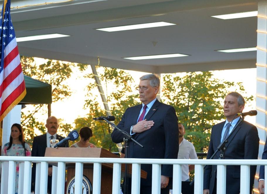 Philip Kosnett is the new US ambassador to Kosovo