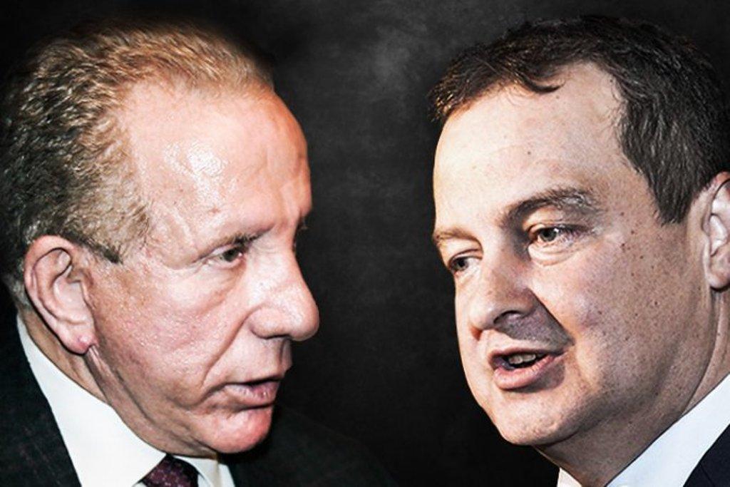 """Diplomatic """"war"""" between Kosovo and Serbia"""