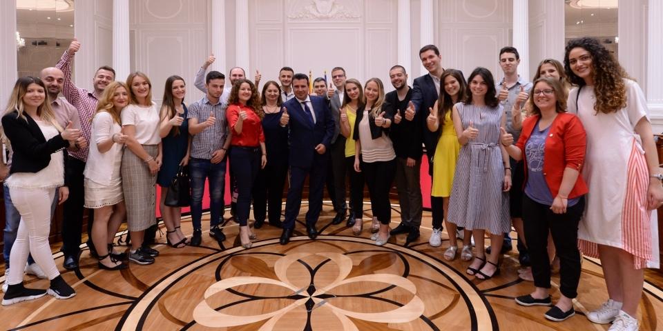 Zaev: Balkans is changing