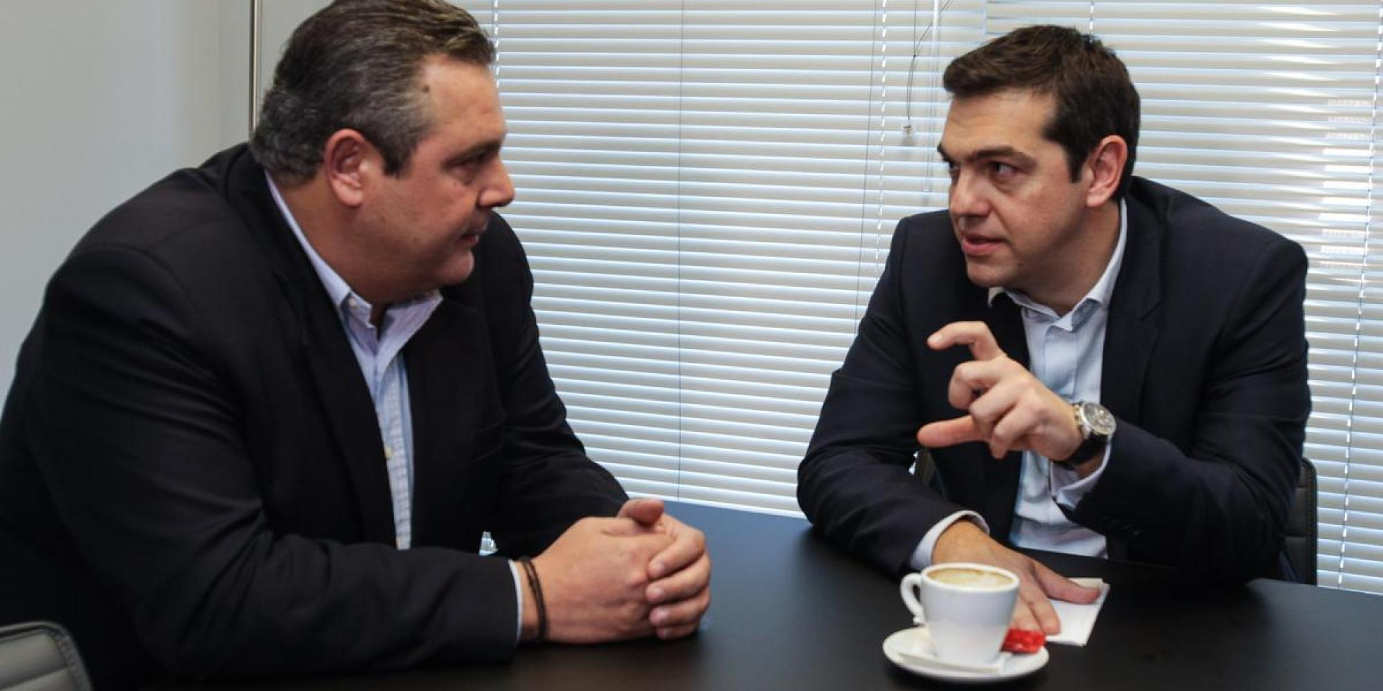 Ramifications of fYROMacedonia name-change deal heap pressure on Greek coalition