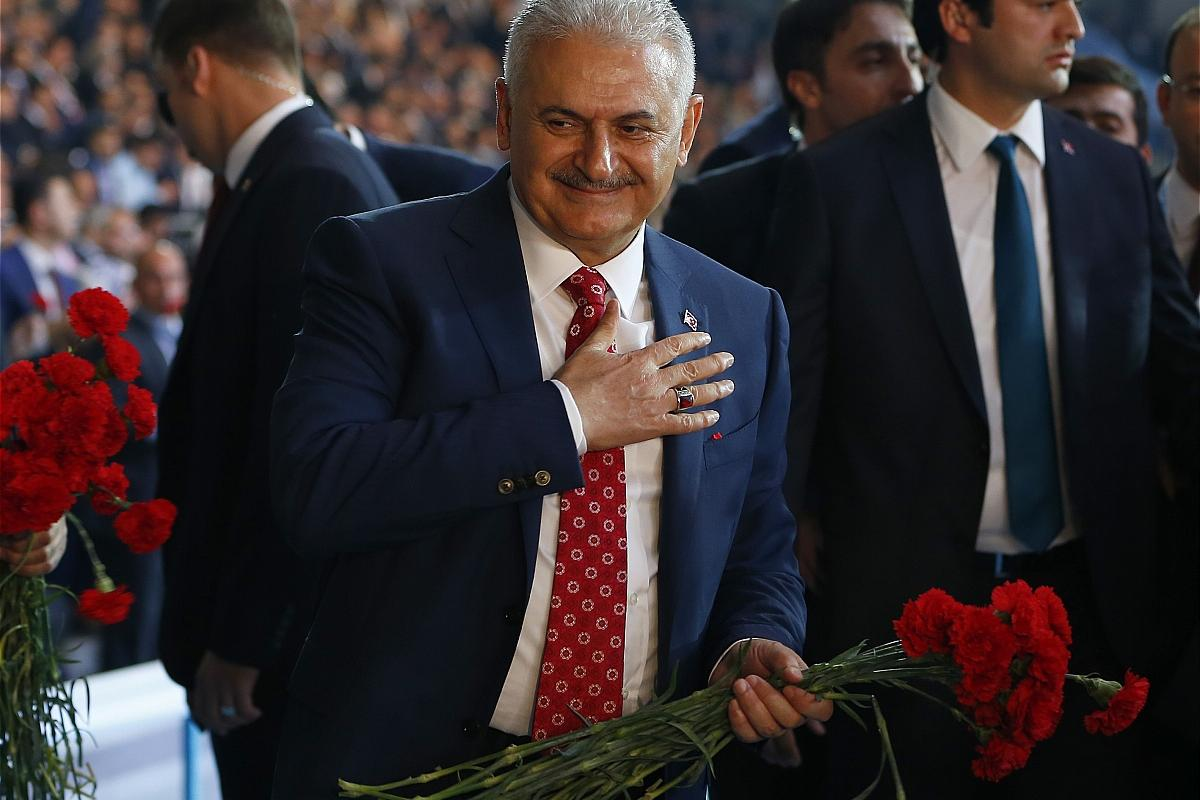 The last of the premiers – Yildirim made final visits to top Turkish officials