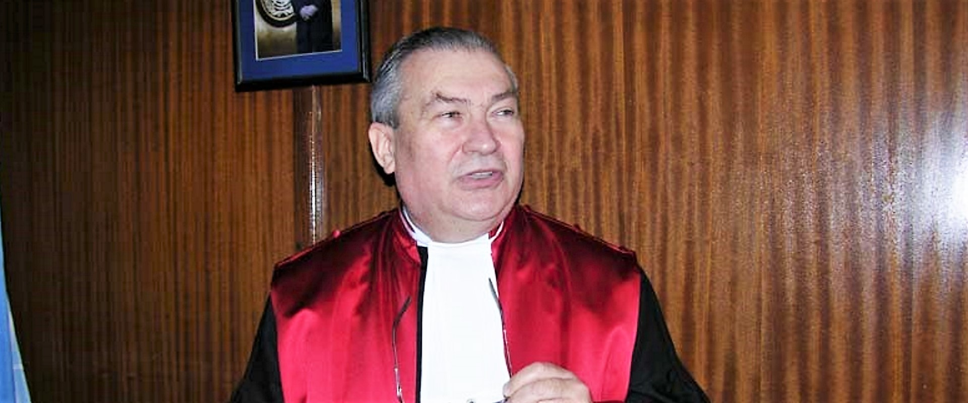 Hague court Turkish judge not reappointed due to'terrorism' conviction