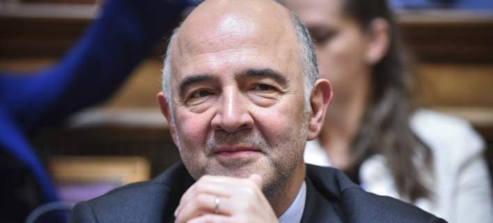 Greece's commitments not inflexible, Moscovici says