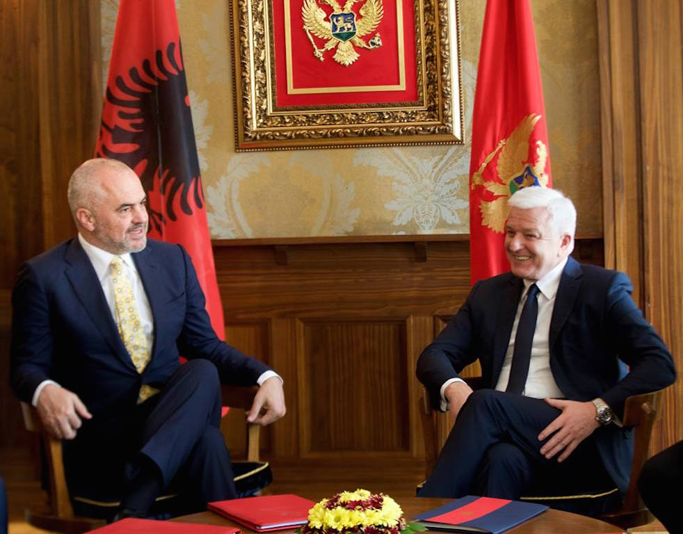 Governments of Montenegro, Albania to hold joint session in Shkodra