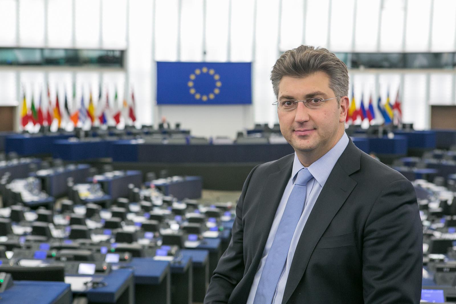 Joining the EU has improved Croatian economy, PMPlenković says