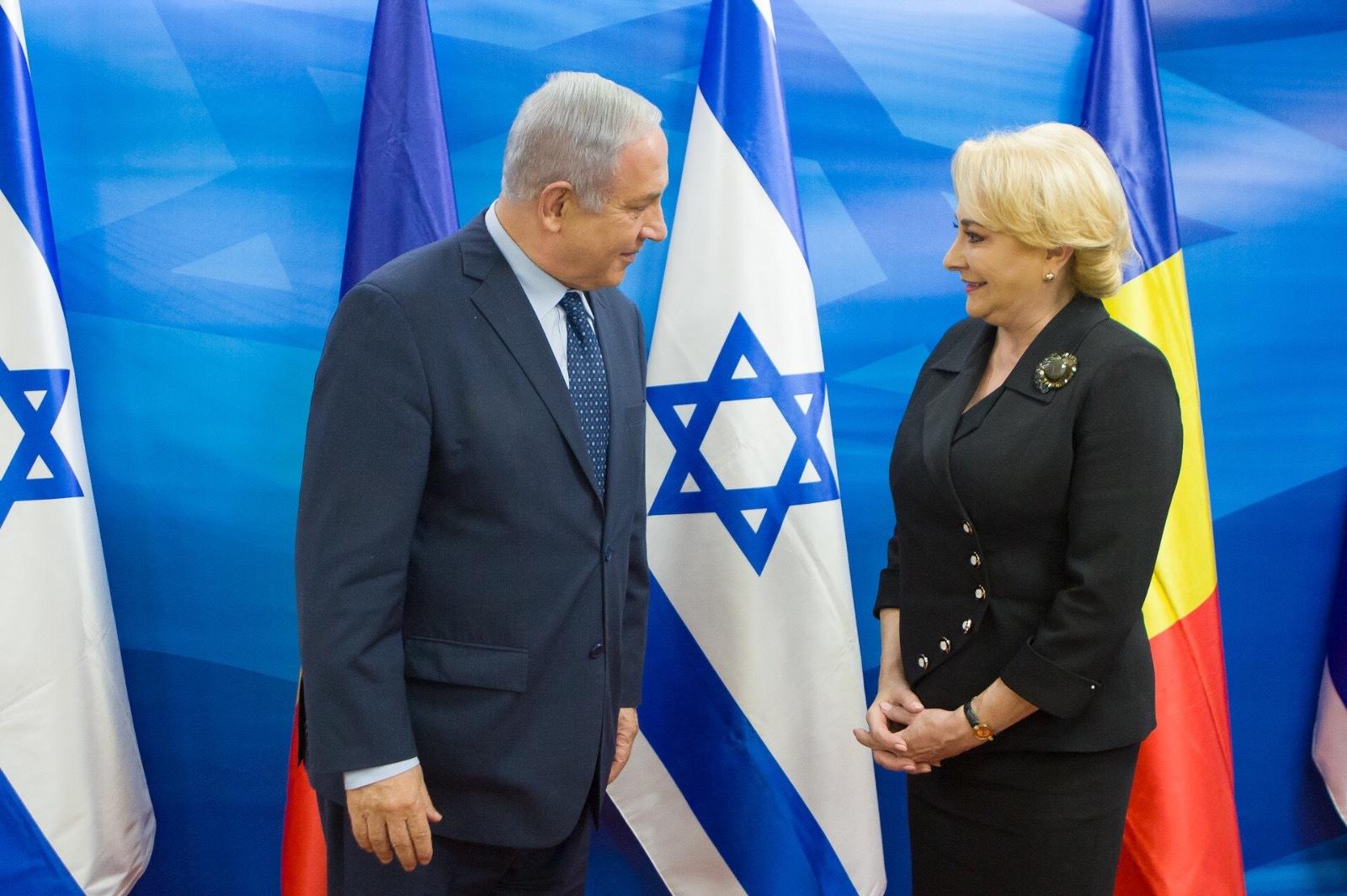 Israeli PM postpones August visit to Romania