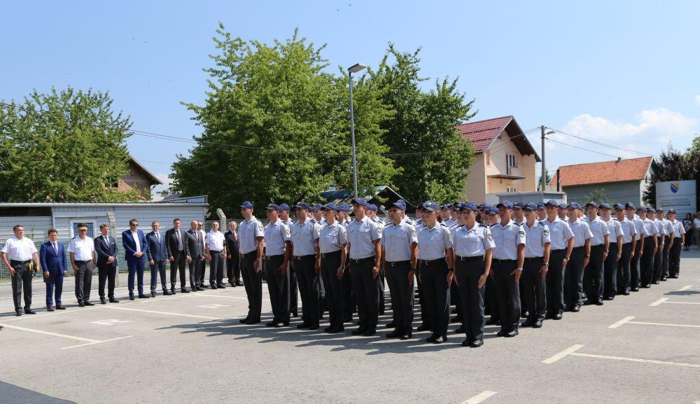 BiH Border Police 'richer'by100 newofficers