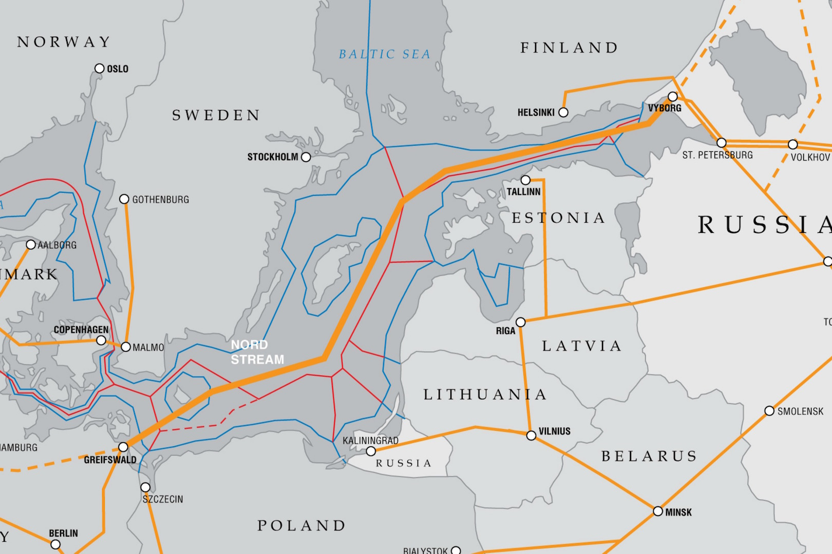 Nord Stream 2 pipeline gets underway amid U.S. threats of sanctions