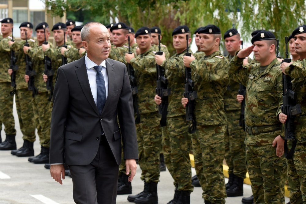 Croatia's Krstičević spoke of security challenges at the EU Defense ministers' meeting