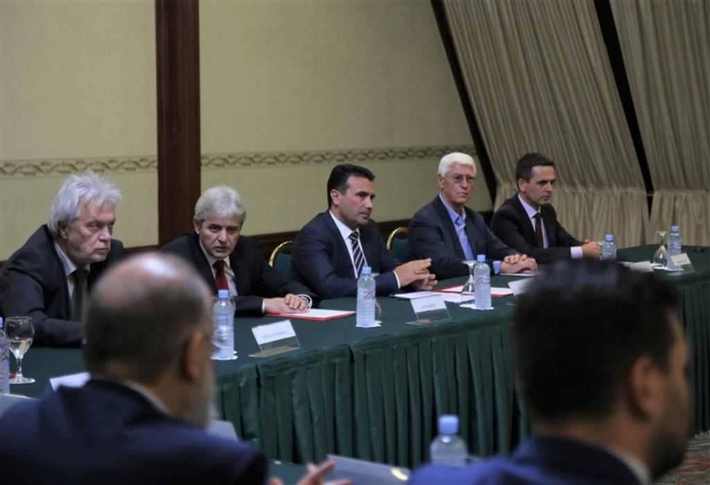 FYROM: 30 political parties support the referendum, VMRO-DPMNE's position still unclear