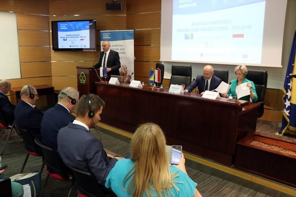 BiH and Poland focus on improving bilateral trade co-operation