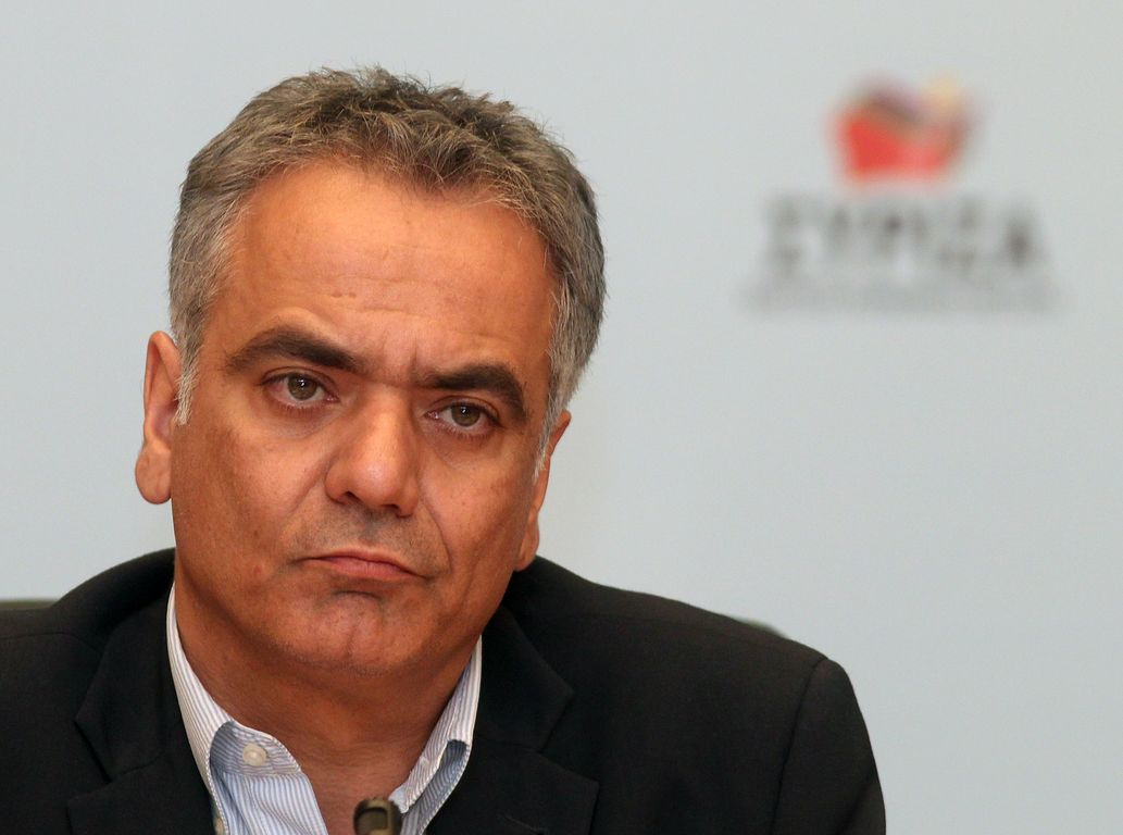 Panos Skourletis is the new Secretary of SYRIZA