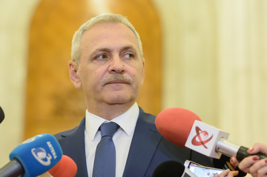 Dragnea claims he was target of assassination attempt