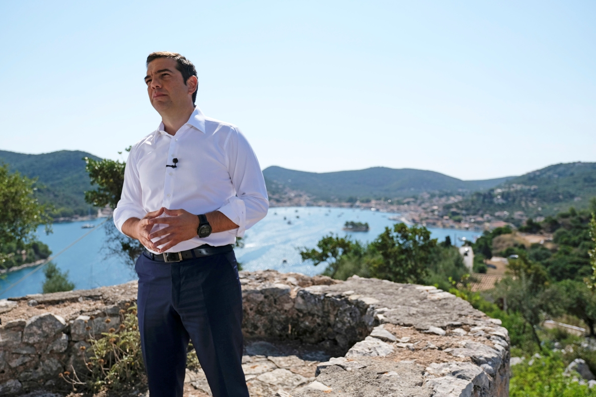 The great bet of Alexis Tsipras
