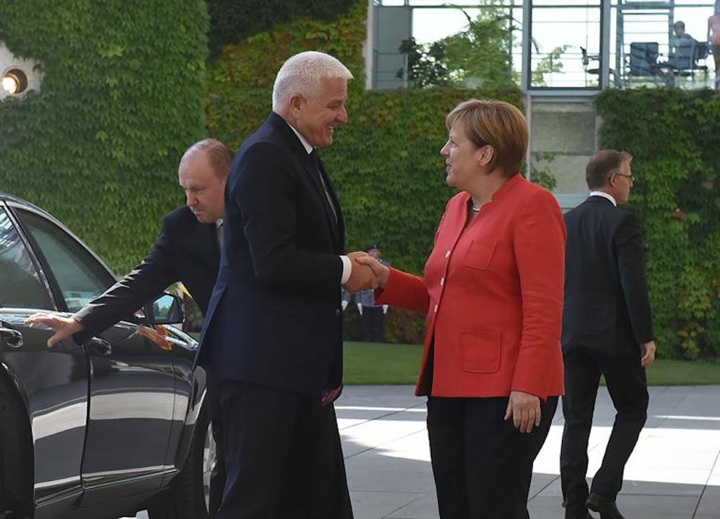 Marković: 'Germanyunderstands well our needs and sees the unquestionable future of the entire region in Europe'