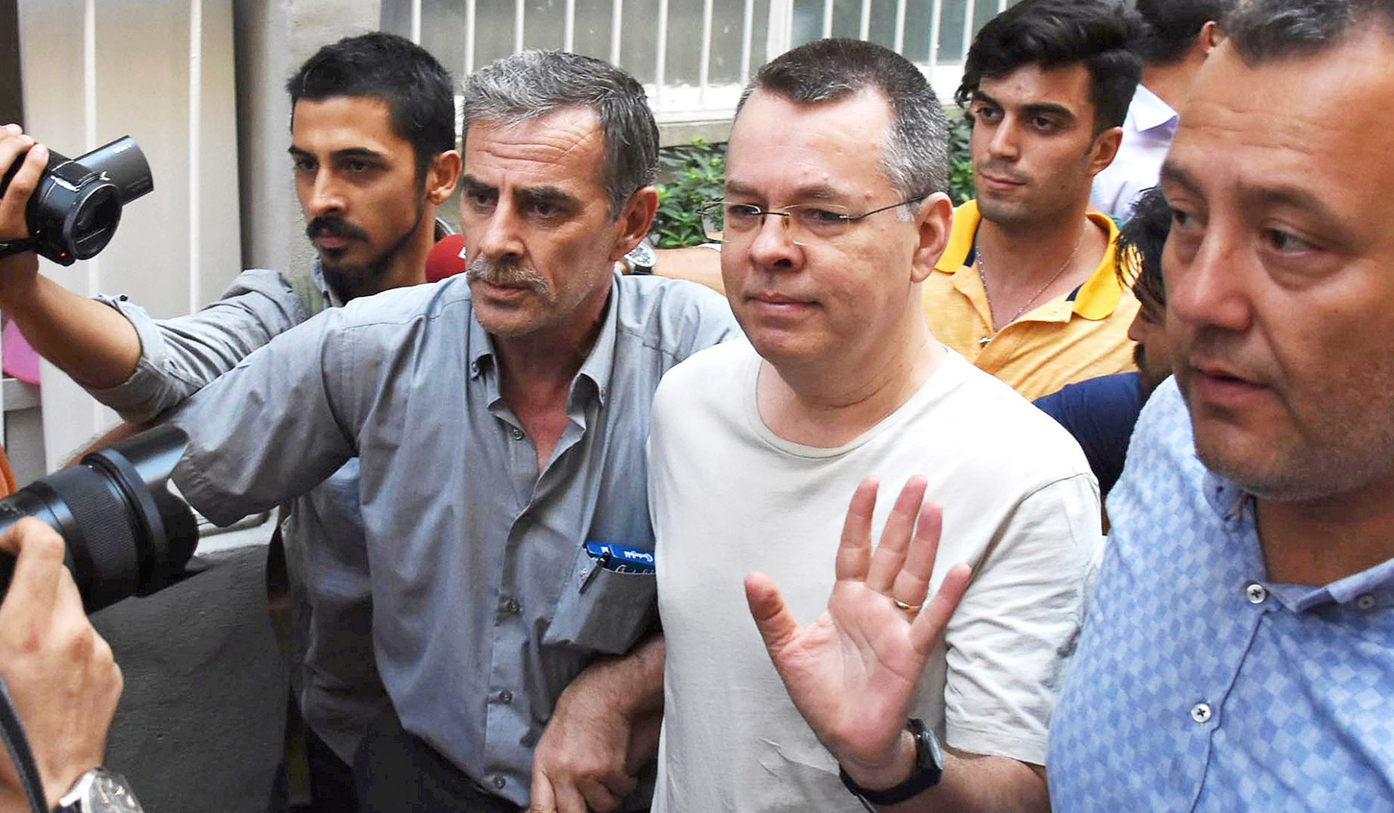 Pastor Brunson denied release as Turkish court rejects his appeal again