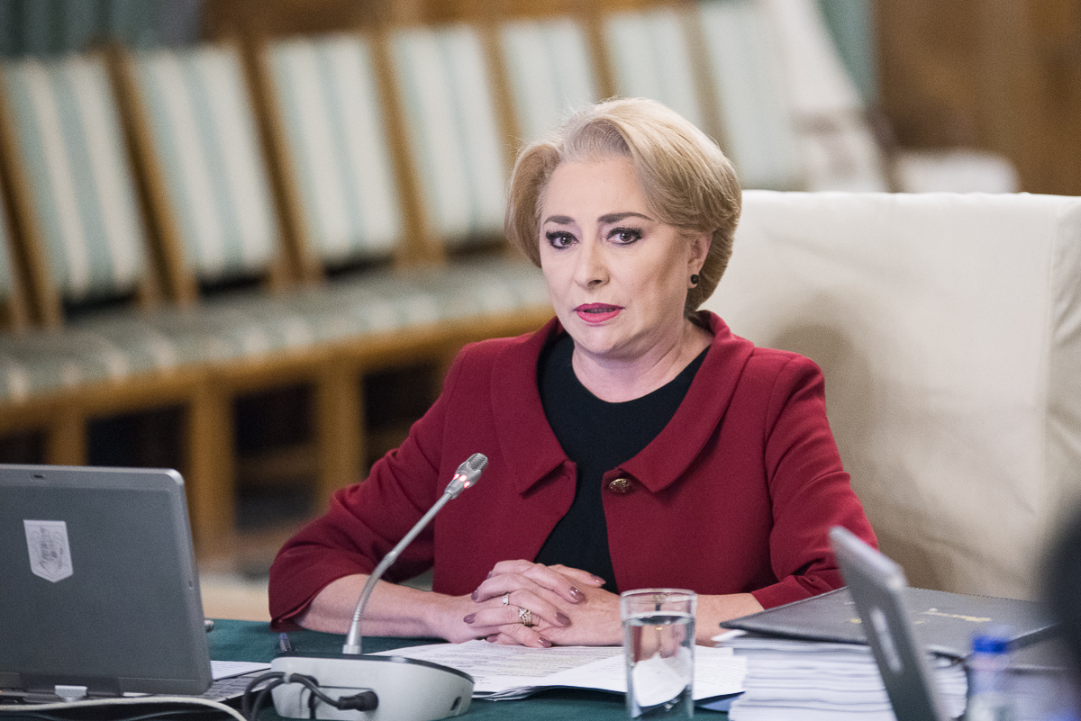 Dăncilă sends letter to ECto complain aboutthe August 10 rally
