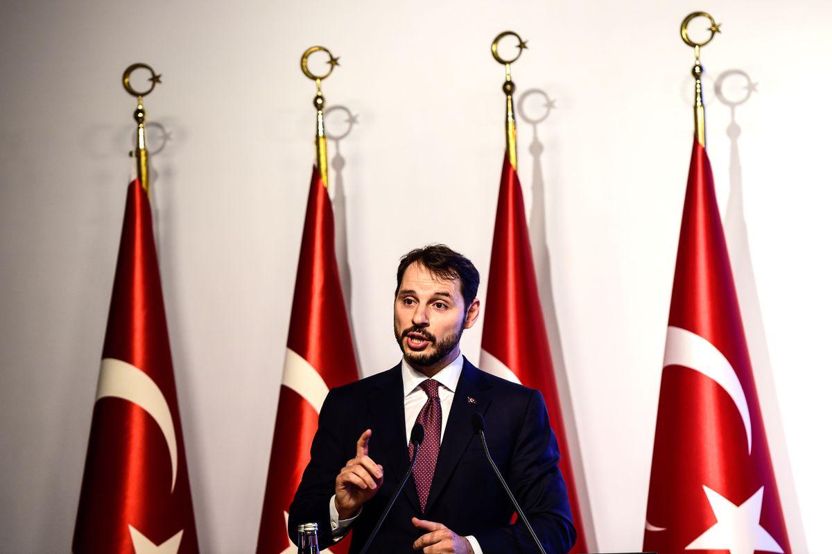 Berat Albayrak: 'We are not in talks with the International Monetary Fund'