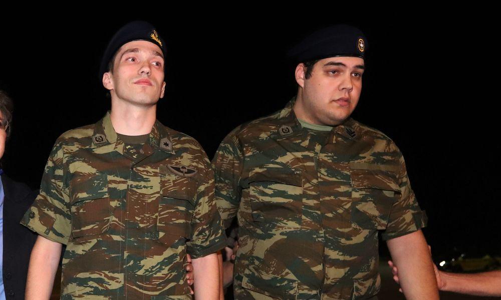 Τι προκάλεσε την αιφνιδιαστική αποφυλάκιση των 2 Ελλήνων στρατιωτικών