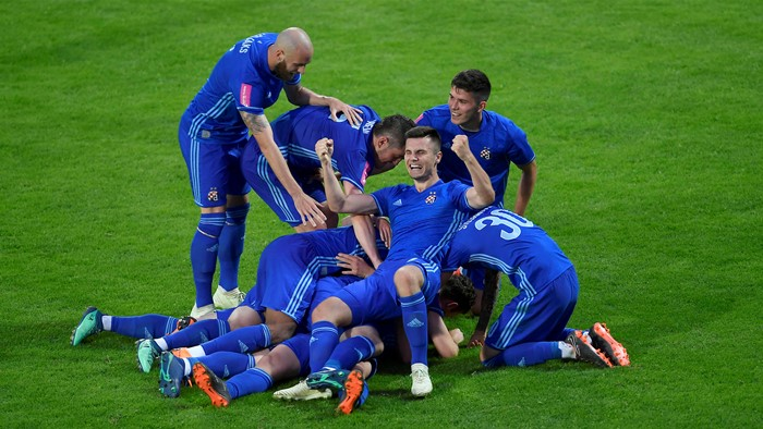 GNK Dinamo Zagreb – FC Astana 1-0, ready for play-offs