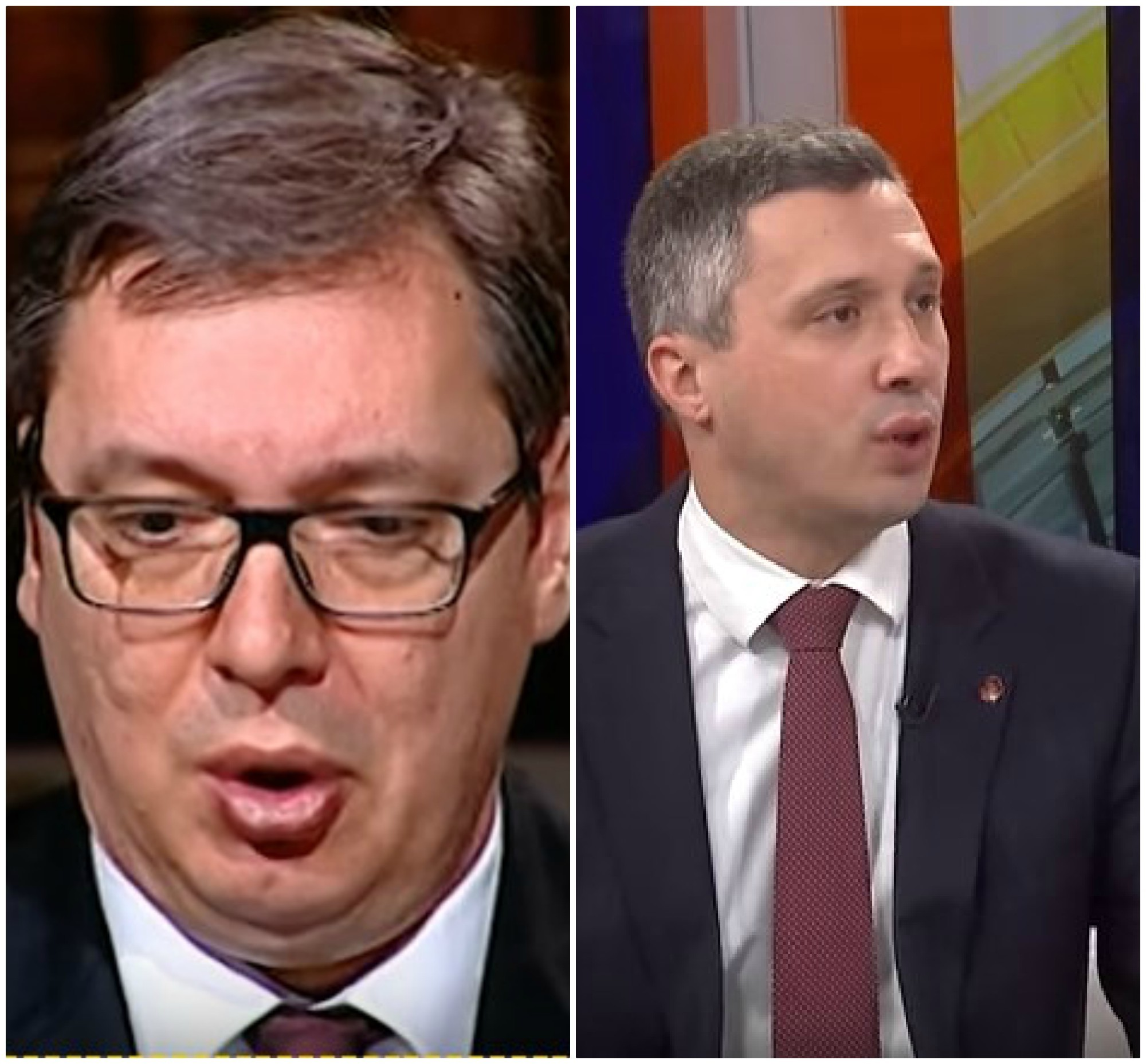 Vucic accuses opposition of treason, conspiracy, violence against women…