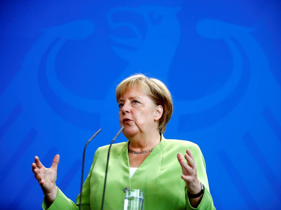 Germany's Merkel sends a letter to Zaev: Time has come for important decisions