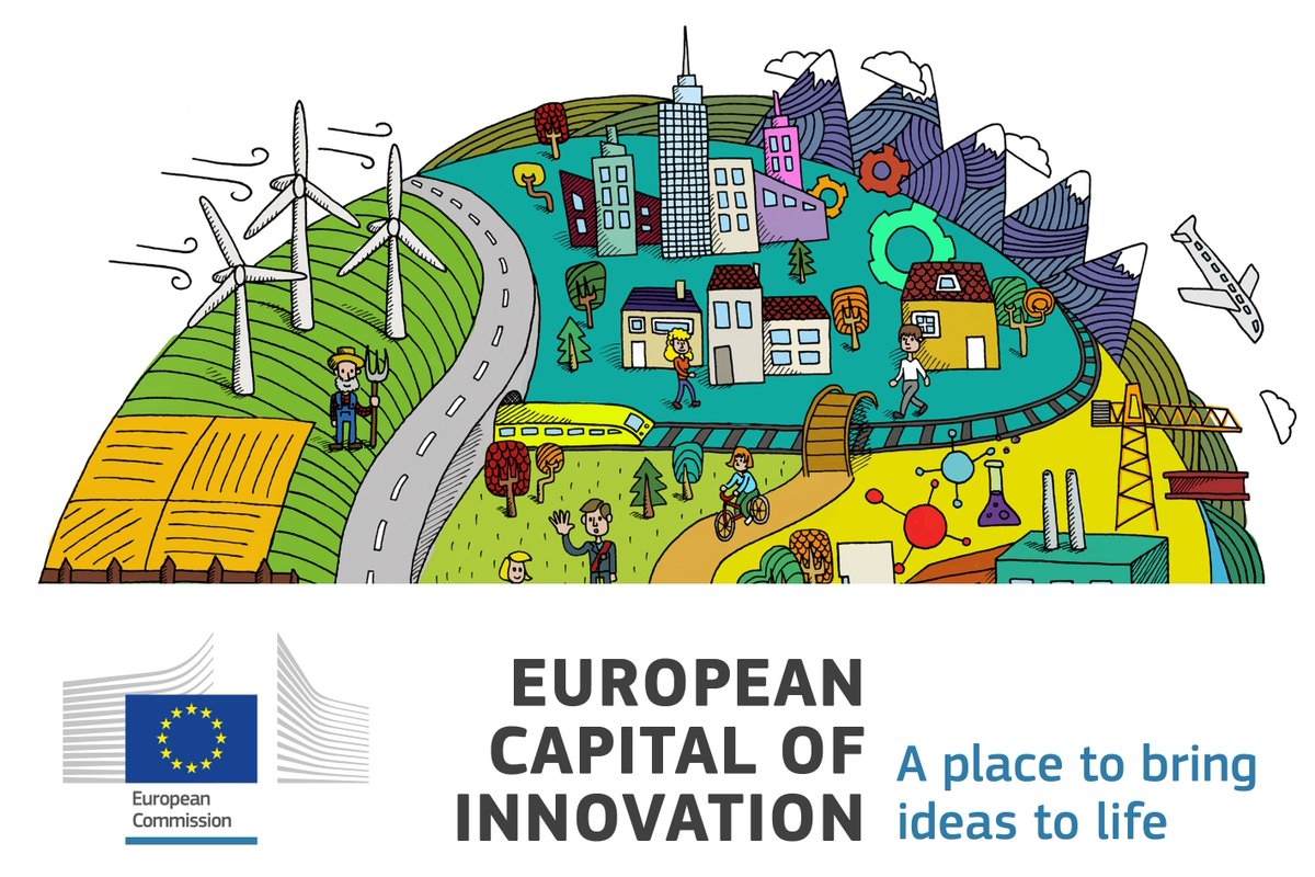 European Capital of Innovation Award 2018, Athens one of the finalists