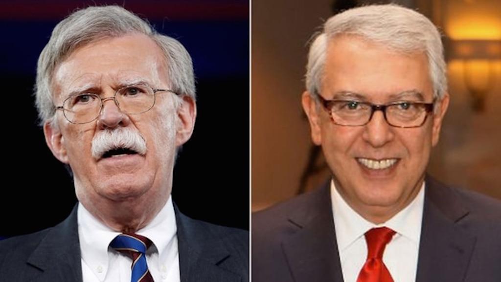 Bolton-Kilic meeting at the White House, focus on Brunsonwhile the Turkish lira crisis disturbs markets