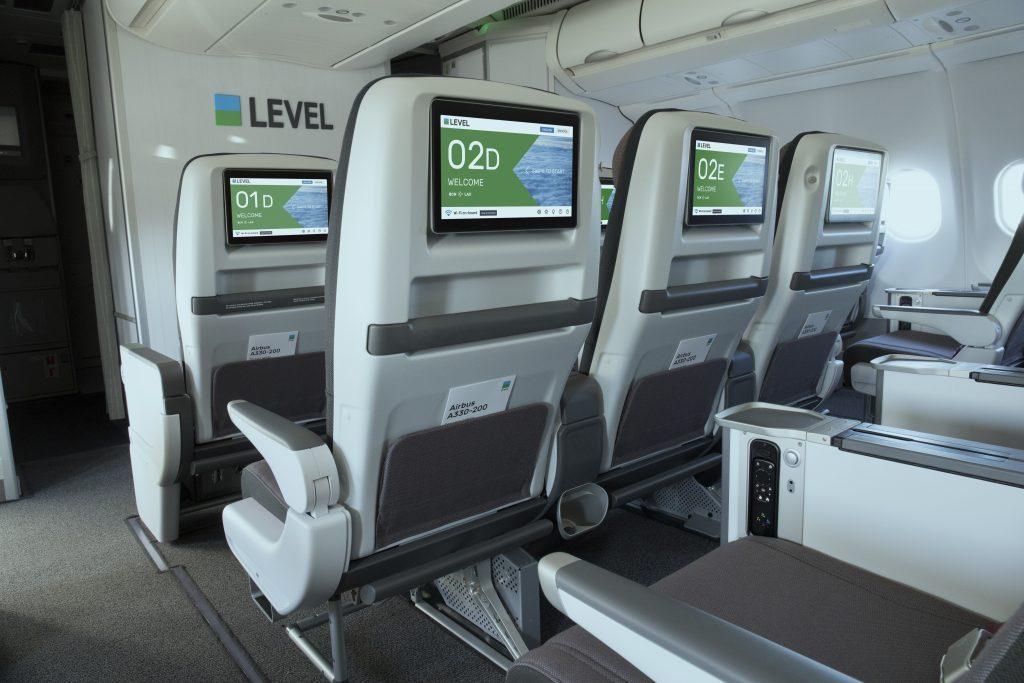 Larnaca-Vienna flights by Spanish Level