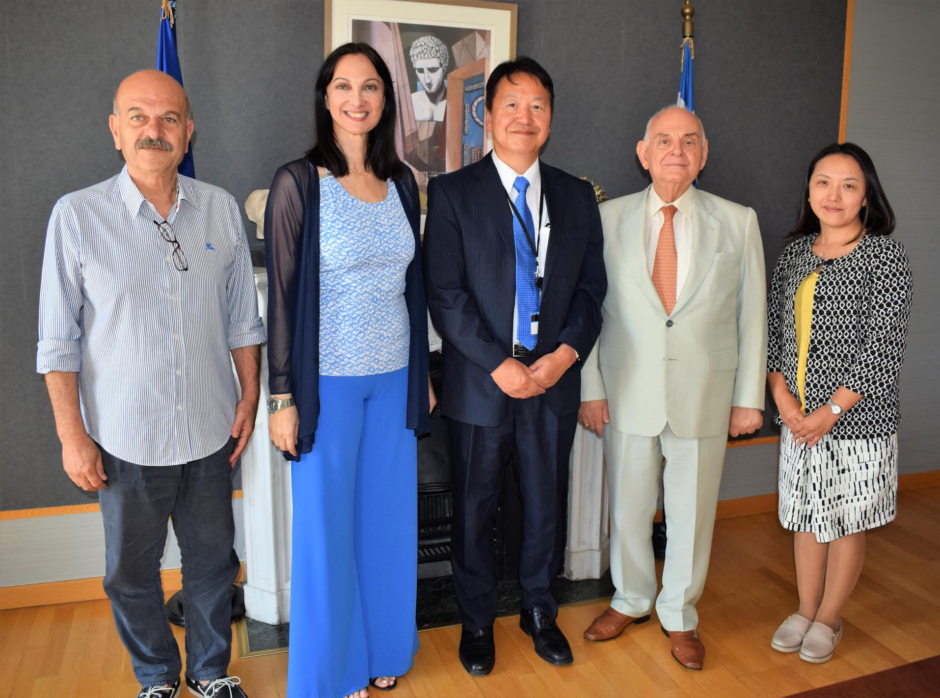 Athens to host 'Japan Week' international festival in November 2019