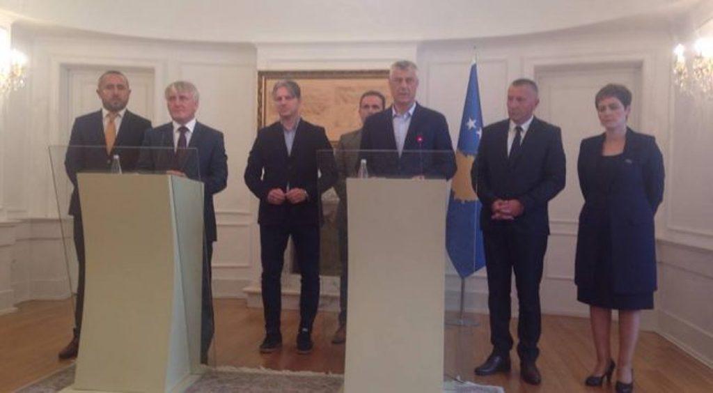 Presevo Valley seeks union with Kosovo