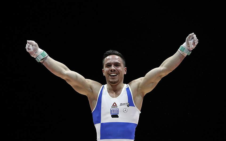 Petrounias at the top of Europe for a 4th consecutive time