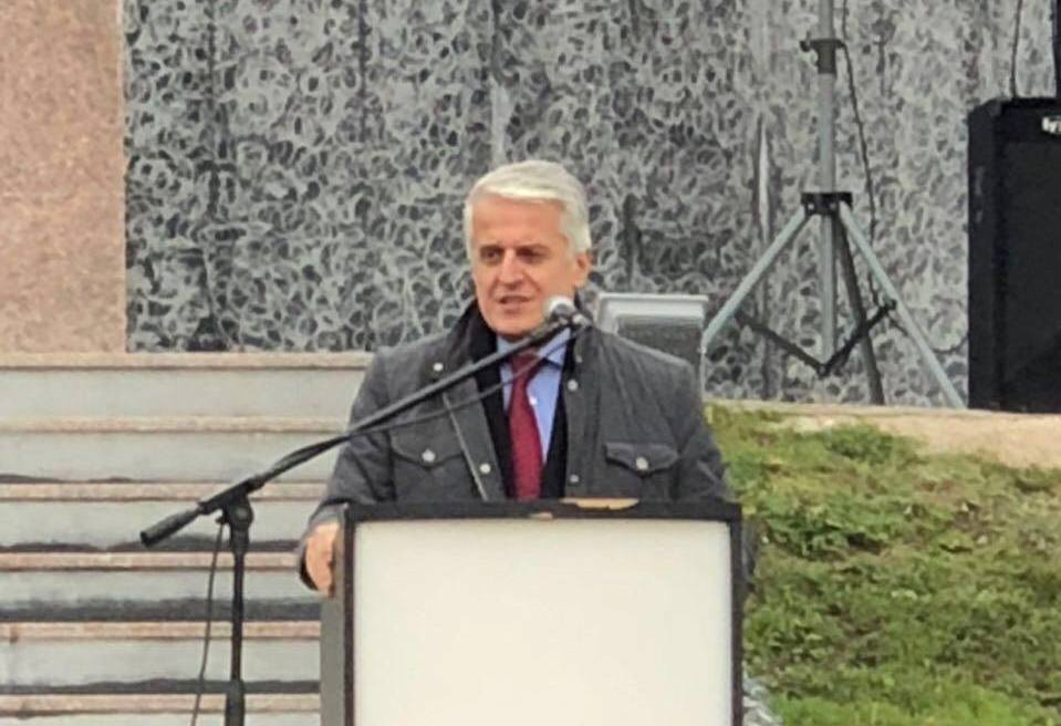 Albanian minister for Diaspora says that he was informed by the US that his life is threatened by Iran