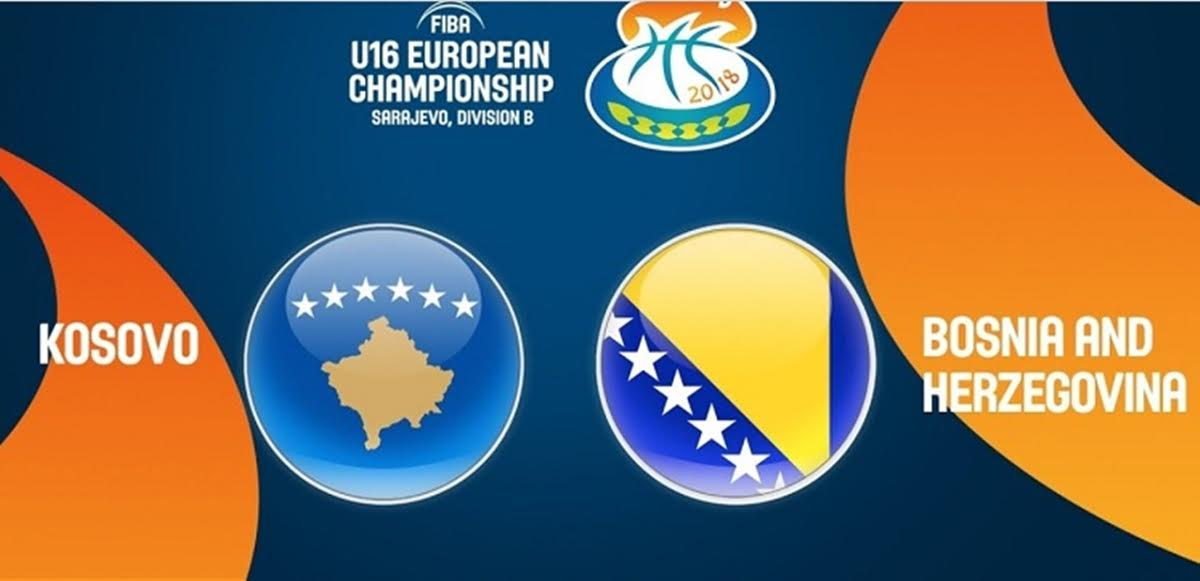 Bosnia-Kosovo engage in sports dispute that turned political