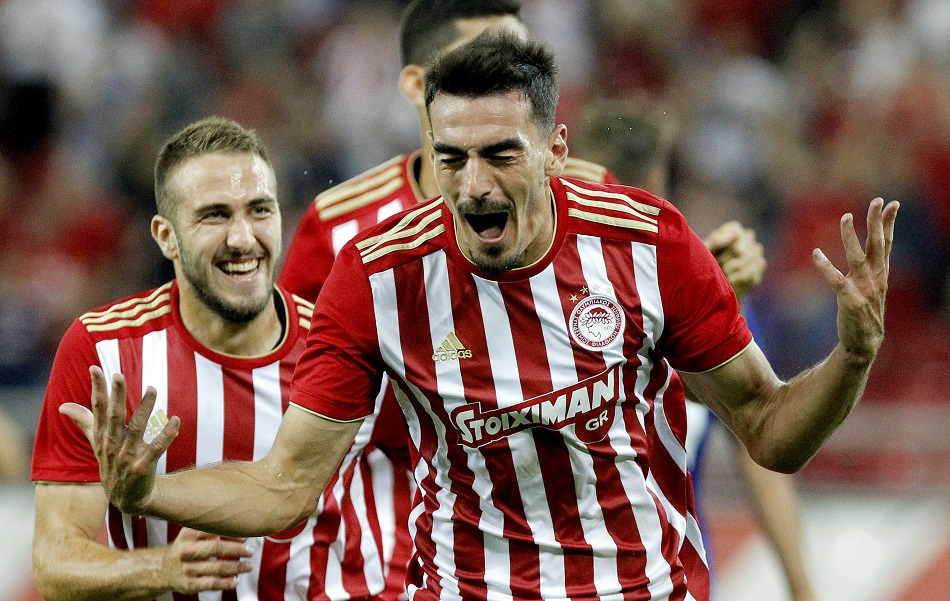 Following the Olympiacos-Luzern 4-0 the rematch will be just a formality